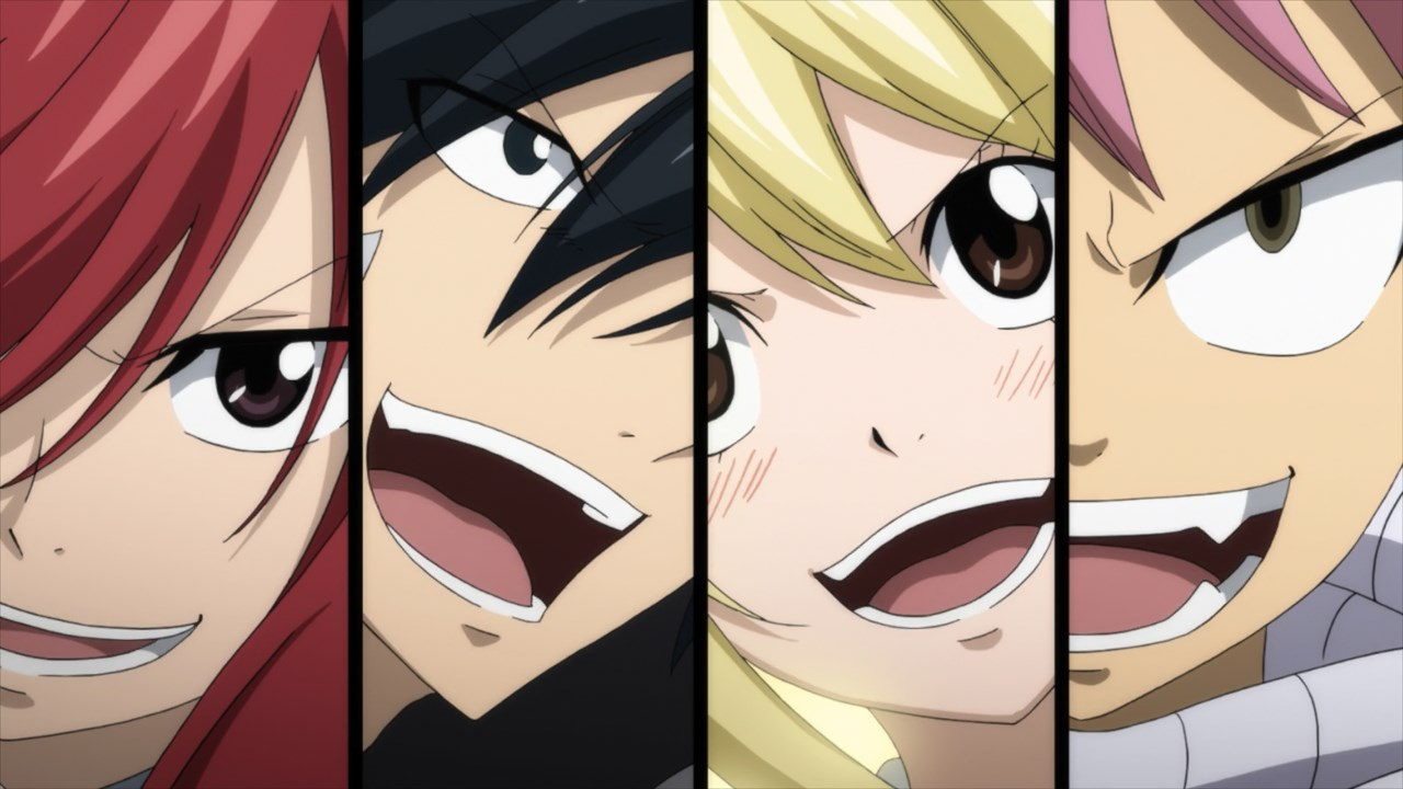 Fairy Tail Final Series 278-290